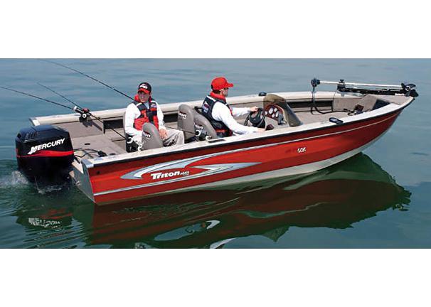 2005 Triton DV 176 SC Sport
