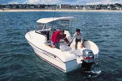 2005 Quicksilver 530 Flamingo