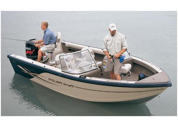 2005 Polar Kraft Kodiak V178 TC