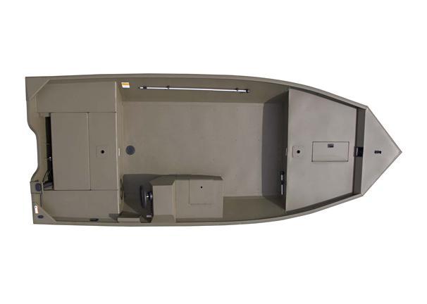 2005 Crestliner C 1860VDC