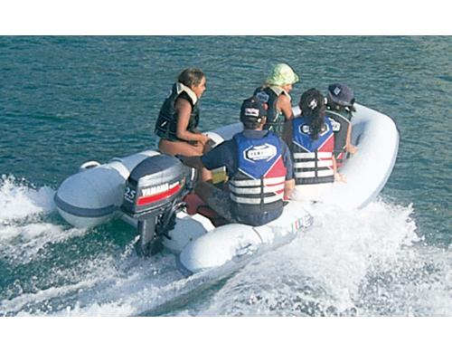 2005 AB Inflatables Mares 10 I