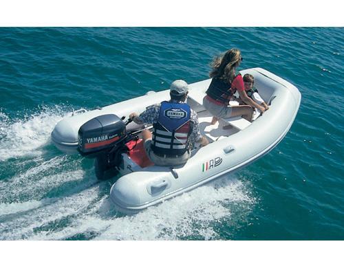 2005 AB Inflatables Navigo 10 VS
