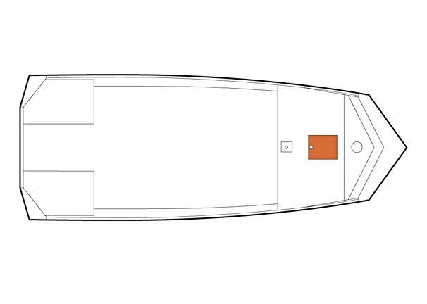 2005 Polar Kraft Outfitter MV 1886