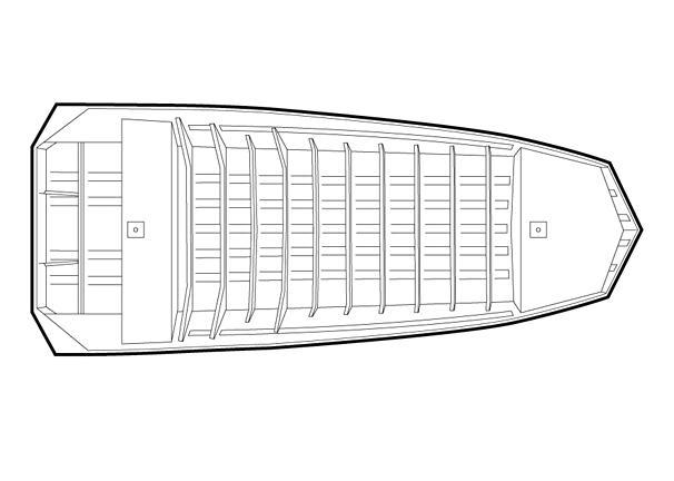 2005 Polar Kraft Outfitter MV 1896