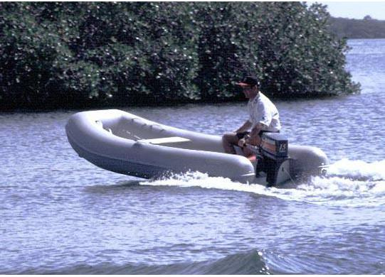2005 AB Inflatables Ventus 10 VL