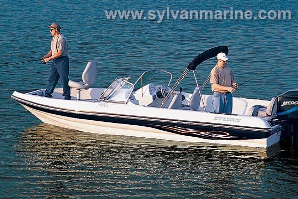2005 Sylvan 180 Viper