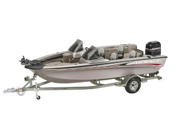 2005 Tracker Tundra 18 DC