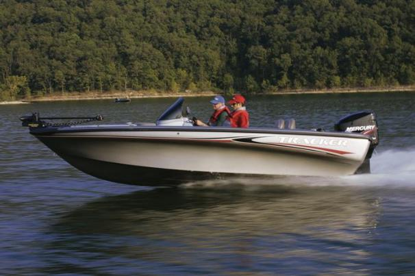 2005 Tracker Tundra 18 SC