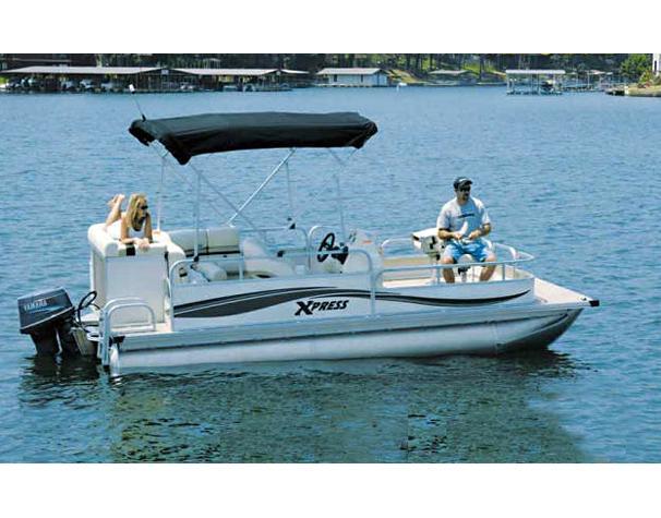 2005 Xpress Rear Entry X18RE