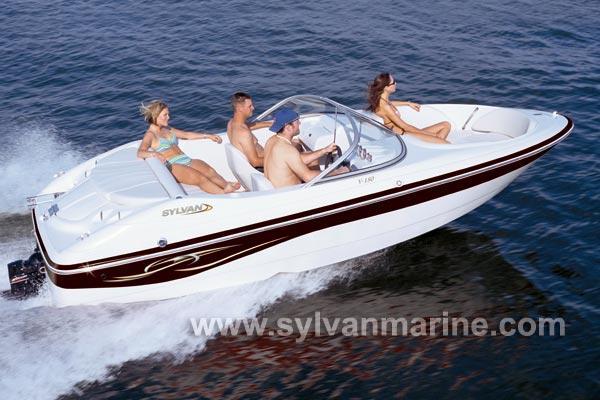 2005 Sylvan V180 I/O