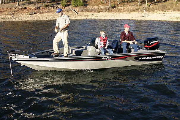 2005 Tracker Tournament V 18 All Fish