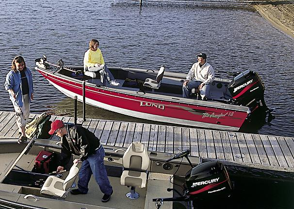 2005 Lund Pro Angler 18