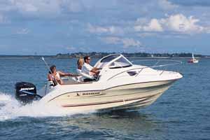 2005 Quicksilver 540 Cruiser