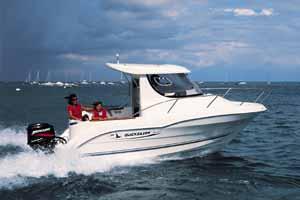 2005 Quicksilver 540 Pilothouse
