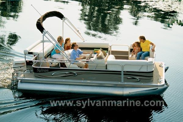 2005 Sylvan 818 Mirage CR SD RE