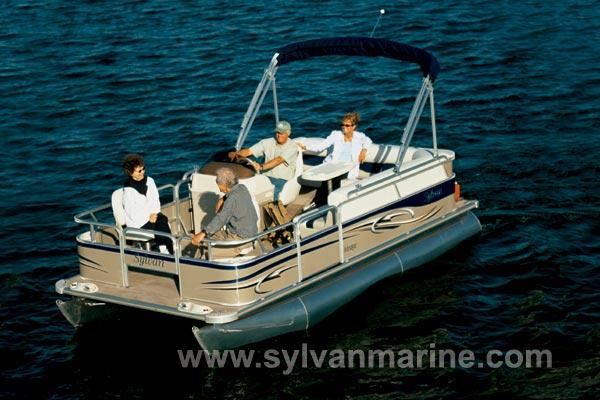 2005 Sylvan 818 Mirage F