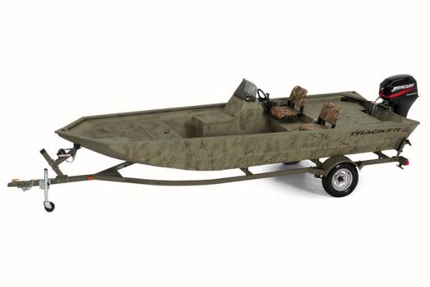 2005 Tracker Grizzly 1860 SC Blind Duck