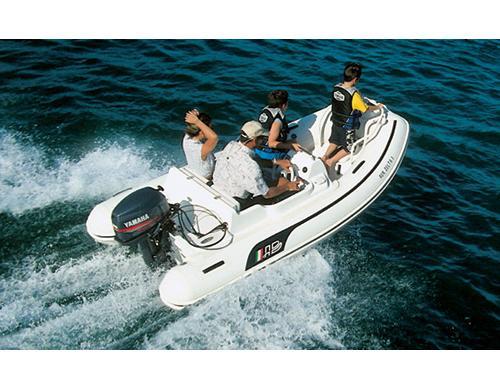 2005 AB Inflatables Nautilus 11 DLX