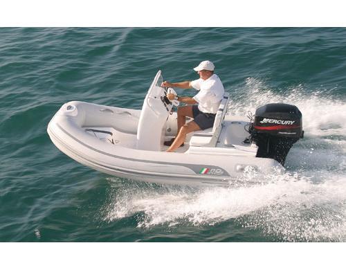 2005 AB Inflatables Oceanus 11 VST