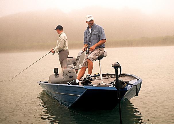 2005 Polar Kraft Bass America HP180 Pro