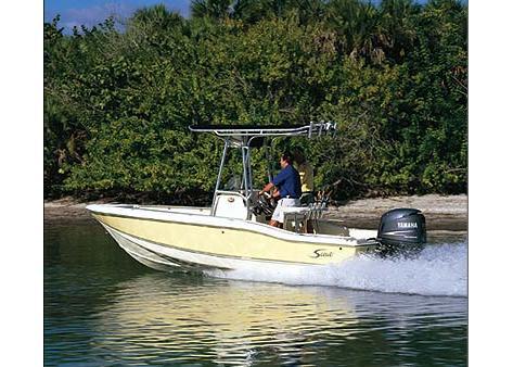 2005 Scout 185 Sportfish