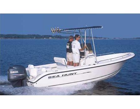 2005 Sea Hunt Triton 186