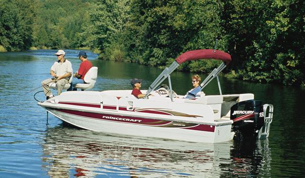 2005 Princecraft Ventura 192V L2S OB