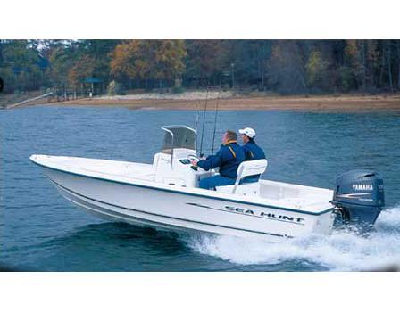 2005 Sea Hunt Navigator 19