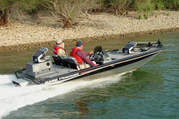 2005 Tracker Pro Team 185 Jet