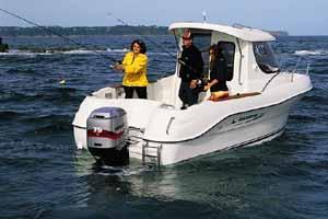 2005 Quicksilver 580 Pilothouse