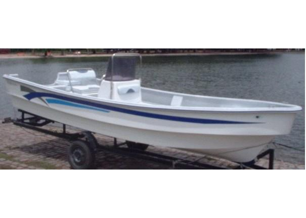 2005 Allmand 200 Bahama Fisherman