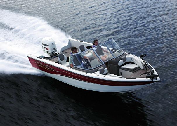 2005 Crestliner Sportfish 1950 OB