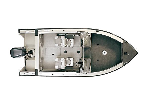2005 Polar Kraft Kodiak V198 TC