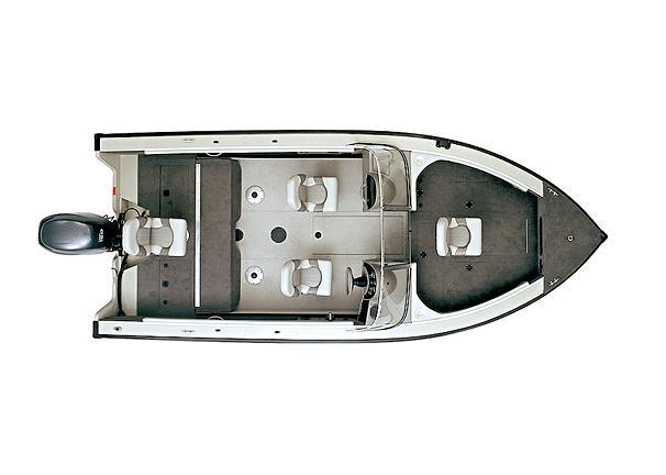 2005 Polar Kraft Kodiak V198 WTC