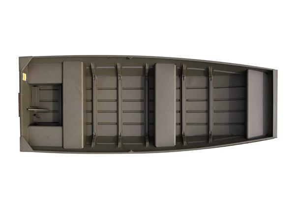 2005 Crestliner CR 1236