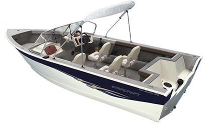 2005 Starcraft Fishmaster 196 SB