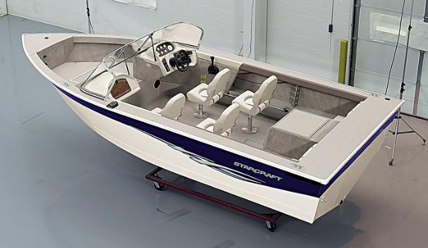 2005 Starcraft Fishmaster 1961 SB