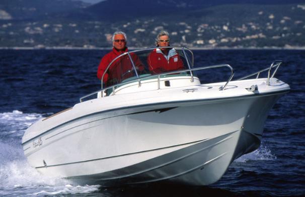 2005 Jeanneau Cap Camarat 625