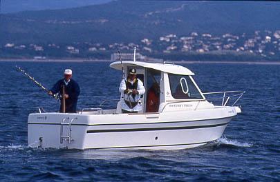 2005 Jeanneau Merry Fisher 605
