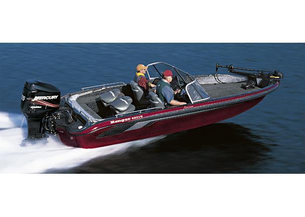2005 Ranger 620 VS
