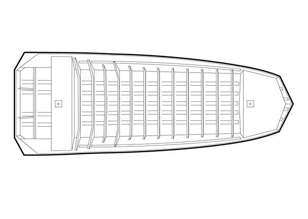 2005 Polar Kraft Outfitter MV 2096
