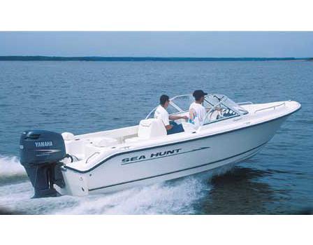 2005 Sea Hunt Escape 200
