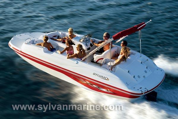 2005 Sylvan 2040 I/O