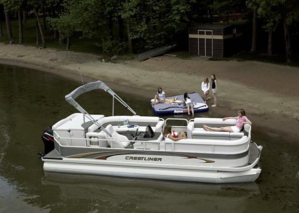 2005 Crestliner Sport LX 2085