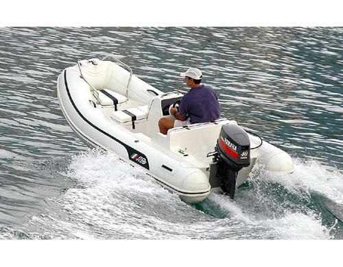 2005 AB Inflatables Nautilus 12 DLX