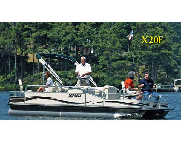 2005 Xpress Fishing X20F