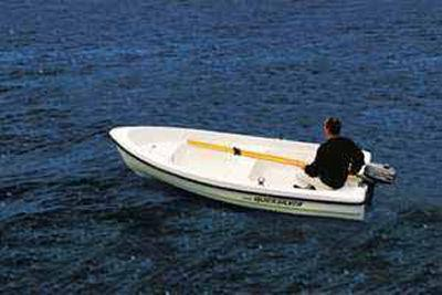 2005 Quicksilver 360 Fish
