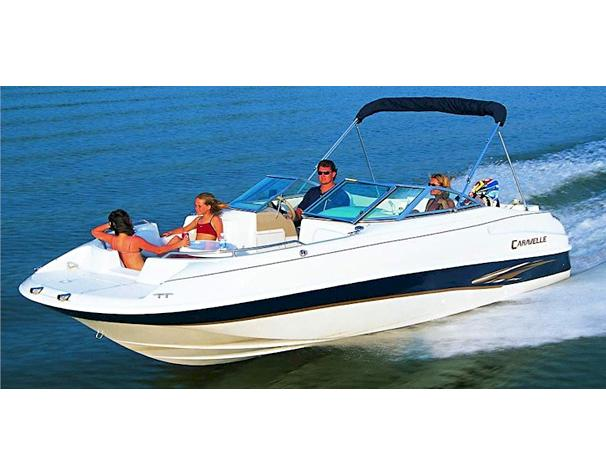 2005 Caravelle 218LS Deck Boat