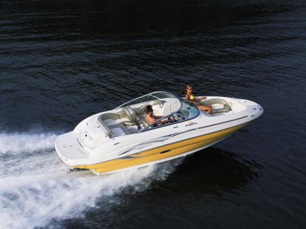 2005 Sea Ray 200 Sundeck