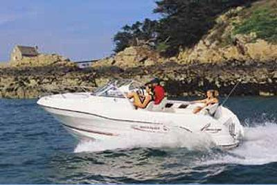 2005 Quicksilver 620 Flamingo